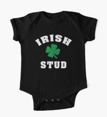 Irish Stud One Piece - Short Sleeve