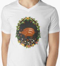 Teddy boar V-Neck T-Shirt