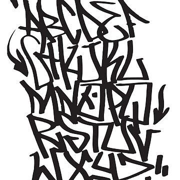 Alphabet by markmctaggart
