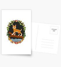 Lynx Postcards