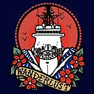 Coast Guard Wanderlust - National Security Cutter NSC by AlwaysReadyCltv