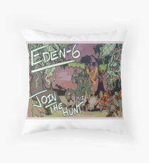 Eden-6: Join the Hunt Floor Pillow