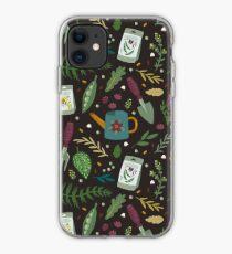 Garden tillage iPhone Case