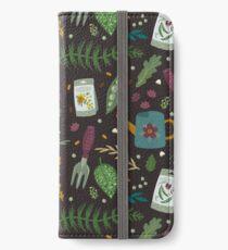 Garden tillage iPhone Wallet/Case/Skin