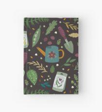 Garden tillage Hardcover Journal