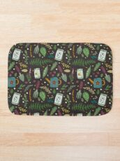 Garden tillage Bath Mat