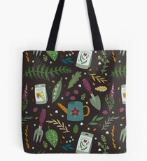 Garden tillage Tote Bag
