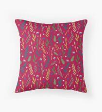 Pink field Floor Pillow