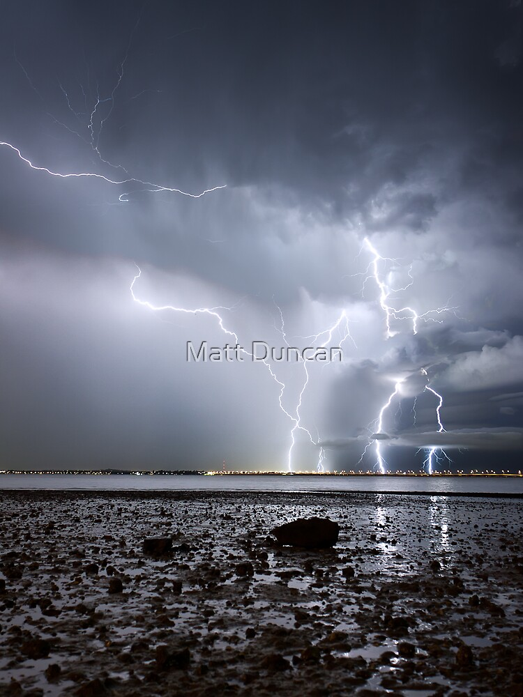 Summer Fury by Matt Duncan