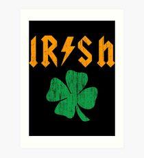 Irish Art Print