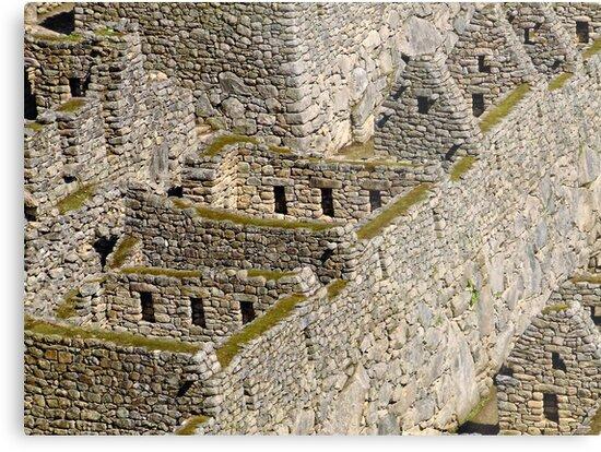 Una historia en los fragmentos de piedra by Constanza Barnier