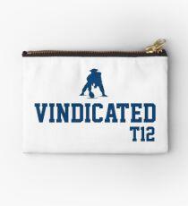 Tom Brady VINDICATED Zipper Pouch
