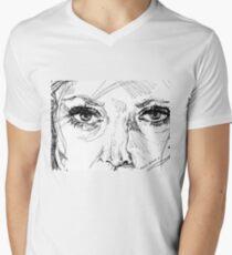 Engraved Ink Men's V-Neck T-Shirt