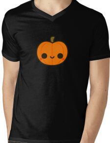 Cute Jack O' Lantern Mens V-Neck T-Shirt