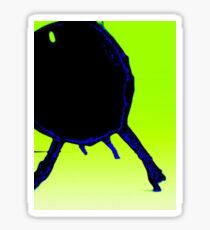 green insect Sticker