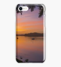 Sunset in Ucluelet iPhone Case/Skin