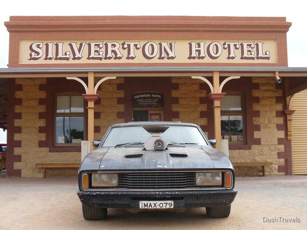 Silverton Hotel, NSW - Mad Max V8 Interceptor by DashTravels