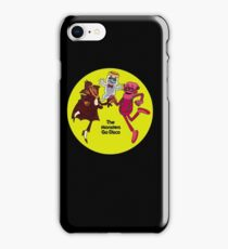 Saturday Morning Disco Dancing Cereal Monsters iPhone Case/Skin
