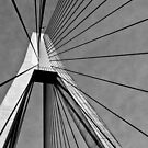 Anzac Bridge by AnnabelHC