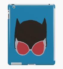 Cat Woman Goggles iPad Case/Skin