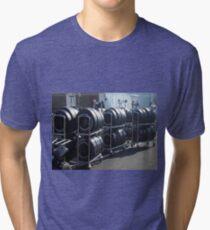 Tyres! Tri-blend T-Shirt