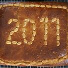 Happy New Year! - Vasilopita 2011 by George Parapadakis (monocotylidono)