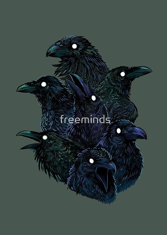 'Raven pattern' by freeminds