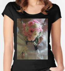 Beautiful Bouquet Women's Fitted Scoop T-Shirt