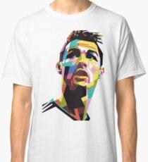 CR7 art Classic T-Shirt