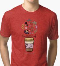 Lavender raf Tri-blend T-Shirt