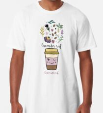 Lavender raf Long T-Shirt