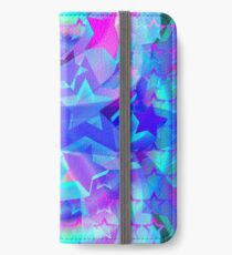 ST-Arclight Hologram Pattern iPhone Wallet/Case/Skin