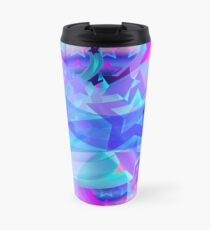 ST-Arclight Hologram Pattern Travel Mug