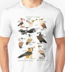 Vultures of India T-Shirt