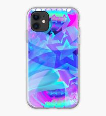 ST-Arclight Hologram Pattern iPhone Case