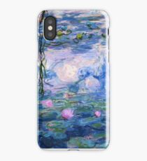 Monet Lilies iPhone Case/Skin