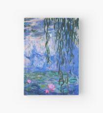 Monet Lilien Notizbuch