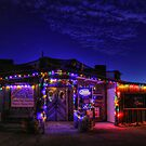 Dockside Restaurant by Randall Scholten