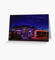 National geographic greeting cards redbubble national geographic greeting card 320 dockside restaurant greeting card m4hsunfo
