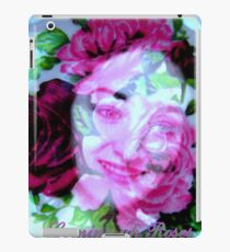 Coming up roses  iPad Case/Skin