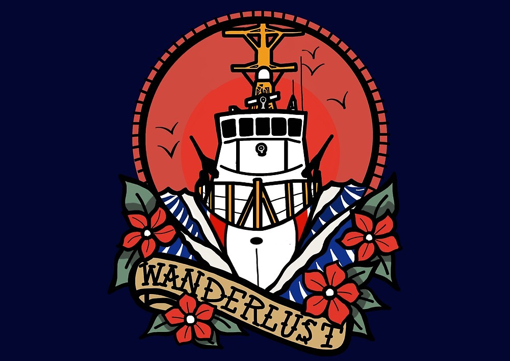 Coast Guard Wanderlust - 87 WPB by AlwaysReadyCltv