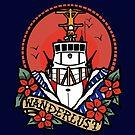 Coast Guard Wanderlust - 87 WPB by AlwaysReadyCltv