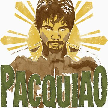 Pacquiao (SUN) by 220clothing