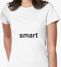 smart Women's Fitted T-Shirt