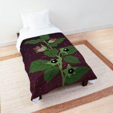 Deadly Nightshade Comforter