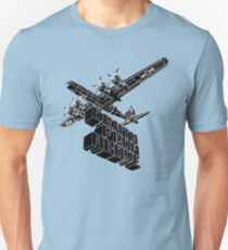 Death From Above 3D T-Shirt