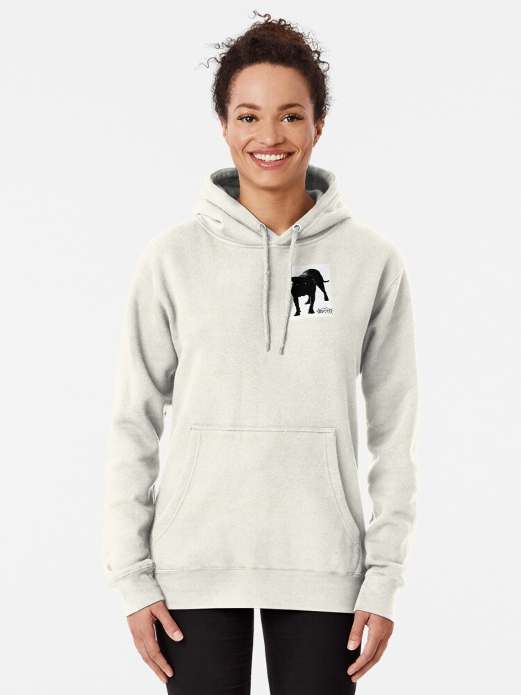 Alternate view of I love my Am Staff Pullover Hoodie