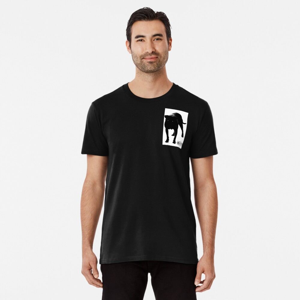 I love my Am Staff Premium T-Shirt
