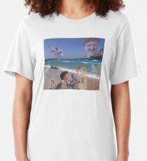 bbdge (big brian david gilbert energy) Slim Fit T-Shirt