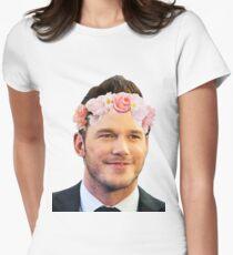 Chris Pratt Women's Fitted T-Shirt